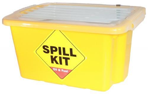 ADR-spillkit med 33l uppsamlingskärl