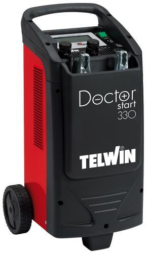 Telwin Doctor start 330 batteriladdare med starthjälp
