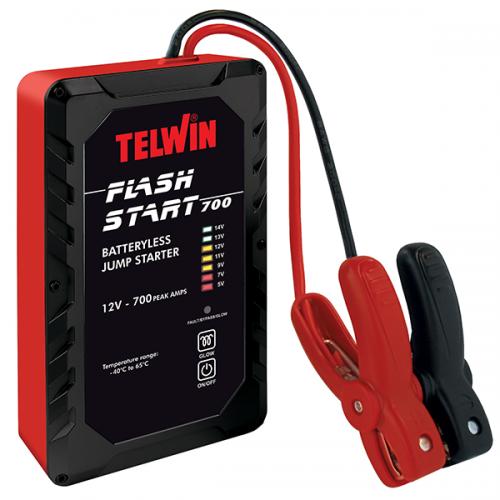 Telwin Flash Start 700 12V batterilös starter
