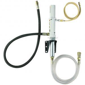Samoa pumpmaster 2 spilloljepump 1:1 komplett kit med väggfäste
