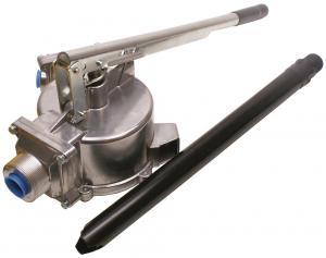Piusi GPI HP-100 ATEX-klassas bensinpump för fat