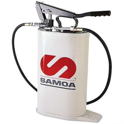 Samoa smörjpump manuell 16l