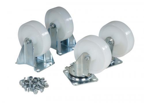 NYR 150-4, Nylonhjul 150 mm