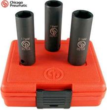"""Chicago Pneumatic 1/2"""" Hjulhylssats """"Thin wall"""""""