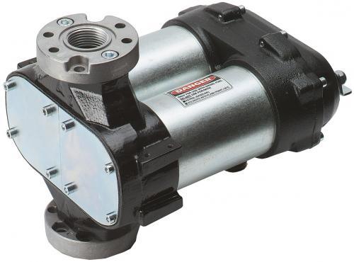 Piusi bi-pump dieselpump 12V (85l/min)