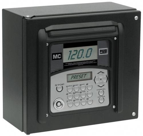 Piusi SSM2018 MC box kontrollpanel 80 Användare