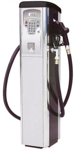 Piusi Self Service 70 MC 120 pumpstation