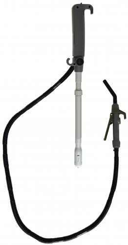 Dunkpump uppladdningsbar diesel, adblue, glykol m.m