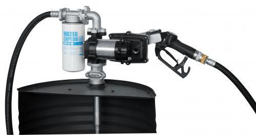 Piusi EX50 ATEX-bränslepump för fat 12V