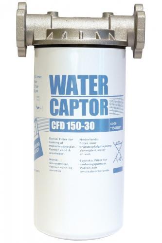 """Piusi CT70068 vattenfilter absorb komplett 30my 150l/min 1"""""""