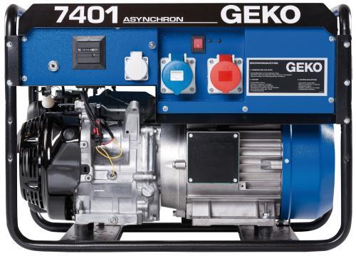 GEKO 7401 ED-AA/HHBA elverk