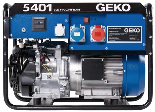 Geko 5401 ED-AA/HHBA elverk bensin