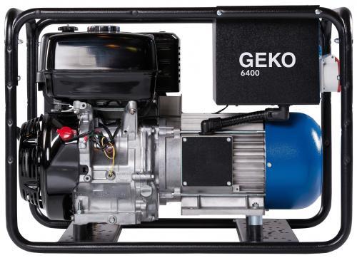 GEKO 6400 ED-A/HHBA elverk bensin