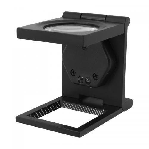 Fällbart LED förstoringsglas Ø30mm