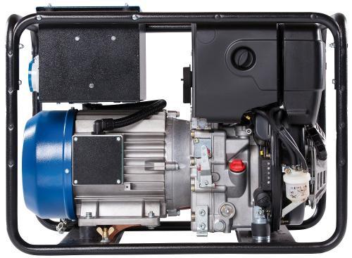 GEKO 7801 ED-AA/ZEDA elverk diesel