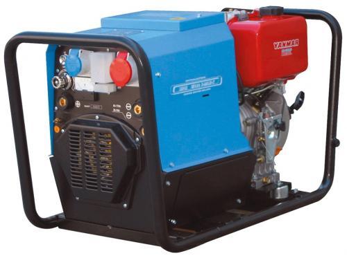 GenSet MPM 5/180 I-D/AE motorsvets diesel