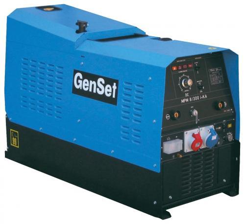 GenSet MPM 8/300 motosvets diesel