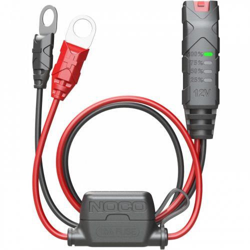 NOCO GC015 / Ringkabelsko M8 till X-Connect med batteriindikator