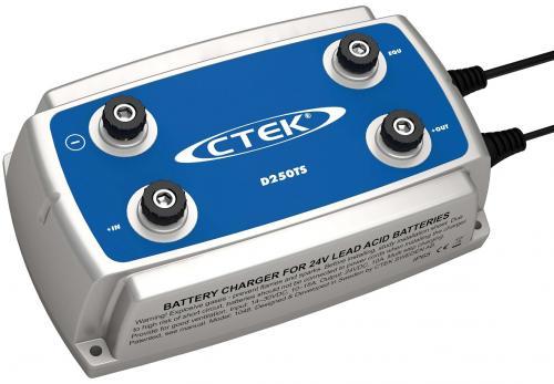 CTEK D250TS Batteriladdare