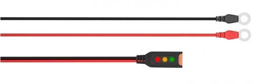 CTEK Comfort Connect - Indikator med ringkabelskor M8