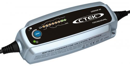 CTEK Lithium XS batteriladdare