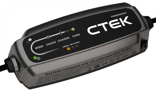 CTEK CT5 Powersport batteriladdare