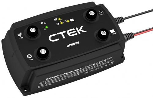 CTEK D250SE batteriladdare
