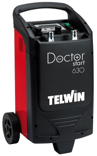 Telwin Doctor start 630 batteriladdare med starthjälp