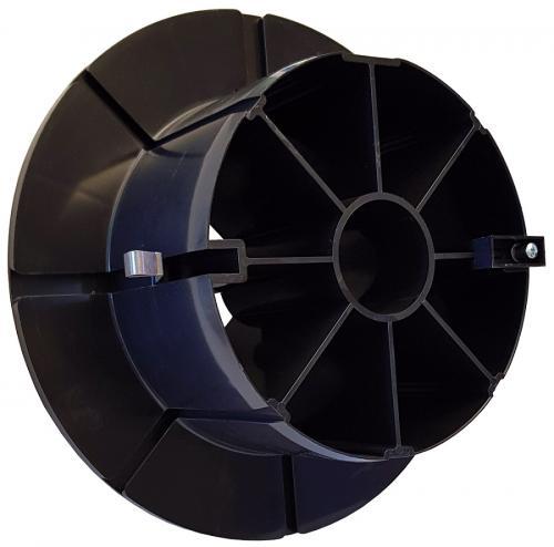 Svetstråd bobin adapter