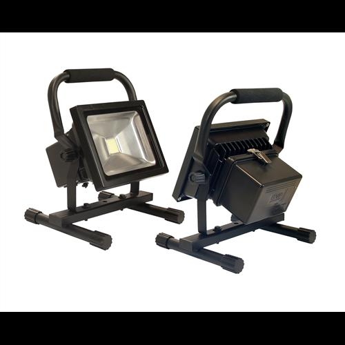 Splitter nya Arbetslampa LED uppladdningsbar (1300 Lumen) MY-71
