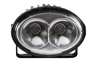 Extraljus LED 9-36V 2x10W CREE
