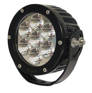 "SAE Extraljus LED 5"" 9-36V 7x5W CREE"