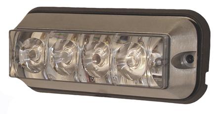 Flextra blixtljus LED 9-36V IP65
