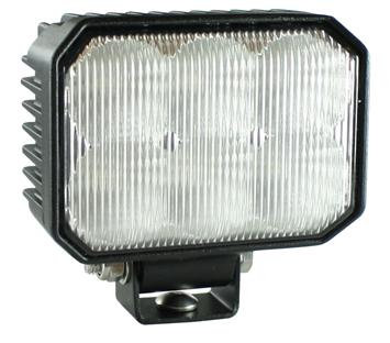 Backljus LED-6 6x3w (15w) Wide flod