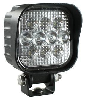 Arbetsbelysning LED-10 10x1.5w (16w) Wide