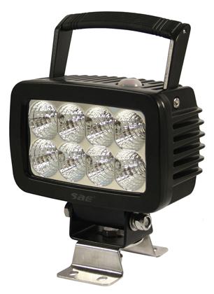 SAE arbetsbelysning LED med handtag
