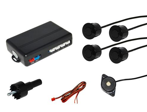 Backvarnare med 4 sensorer