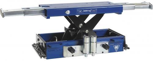 AC SD40PHL Frihjulslyft lufthydraulisk 4,0t