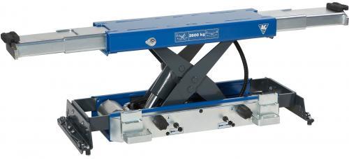 AC SD20PHL-A Frihjulslyft automatisk lufthydraulisk 2,0t