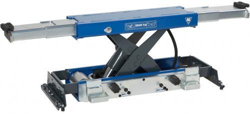 AC SD26PHL-A Frihjulslyft automatisk lufthydraulisk 2,6t