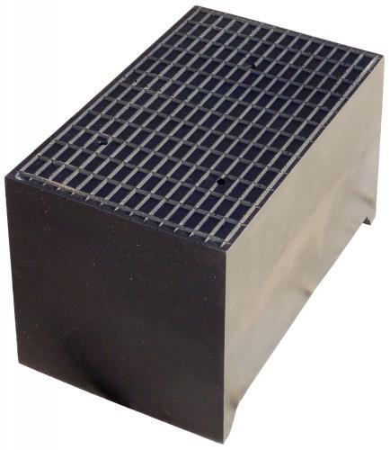Lyftblock Body-Lift hög 230x140x120mm