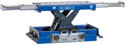 AC SD32PHL Frihjulslyft lufthydraulisk 3,2t