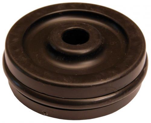 AC hjul pivå smalt med o-ring 80mm (DK13-DK20)