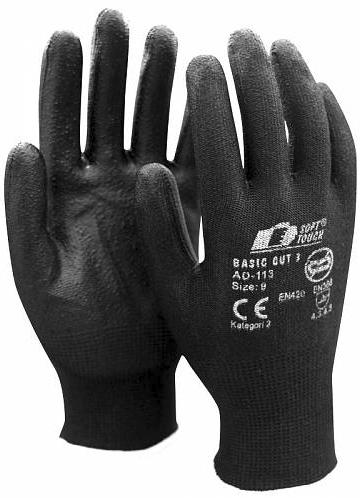 Soft Touch® Basic Cut 3 skärskyddshandske (12-pack)