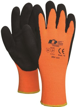Soft Touch® Thermo orange