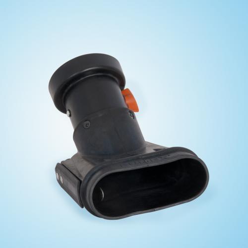 Avgasmunstycke för personbil AGP/AGPS