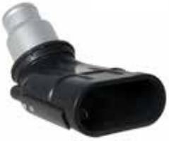 Fumex AM ovalt avgasmunstycke med klämma