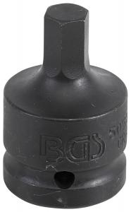 "BGS Technic 3/4"" krafthylsa insex 12-24mm"