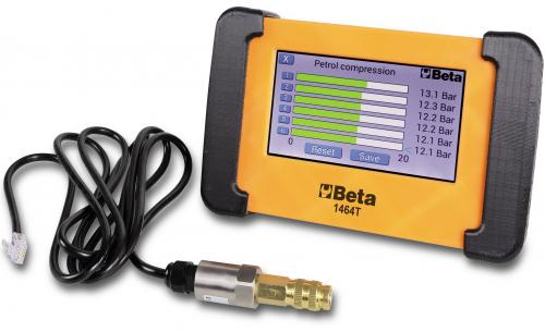 Beta 1464T - Digital tryckmätare huvudenhet