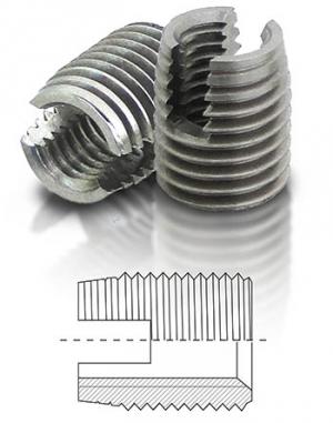 Baerfix insatshylsor i rostfritt stål (100-pack)